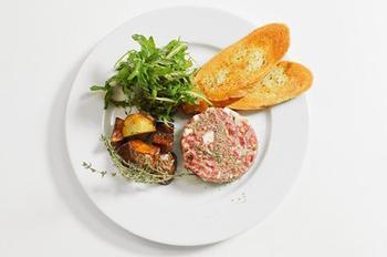 Тартар з яловичини