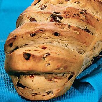 Хліб із фініками