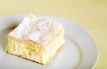Творожный пирог с цукатами