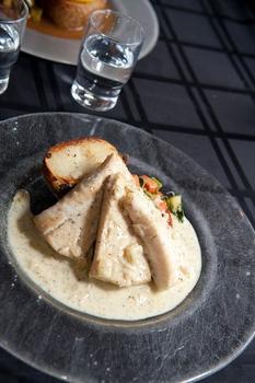 Соус из картофеля и чеснока