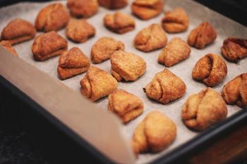 Сирне печиво ракушки