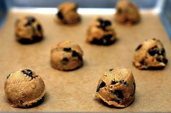 Американське печиво з шоколадною крихтою