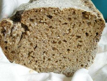 Домашній хліб без дріжджів