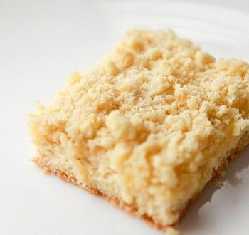Сирний пиріг з крихт
