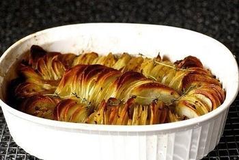 Хрустящие картофельные ломтики