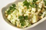 Картопляний салат із м'ятою