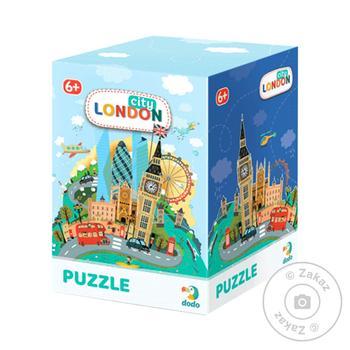 DoDo Puzzle London 120 elements - buy, prices for MegaMarket - image 1
