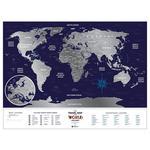 Скретч-мапа світу 1DEA.me Travel Map Holiday World англ
