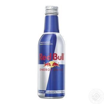 Напиток энергетический Red Bull 330мл - купить, цены на Фуршет - фото 1