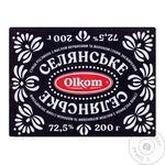 Смесь растительное Olkom с маслом сливочным и молоком сухим обезжиренным 72.5% 200г