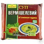 Chudova Noodle Soup with Chicken 160g