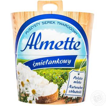 Сыр Hochland Almette сливочный 35% 150г - купить, цены на Восторг - фото 4