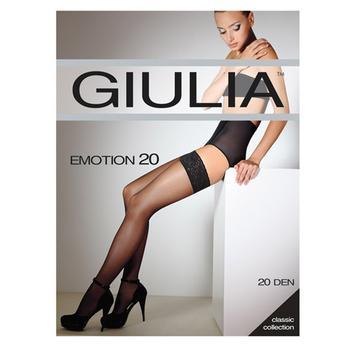 Носки Giulia Easy 20 Nero 2 пары - купить, цены на Novus - фото 1