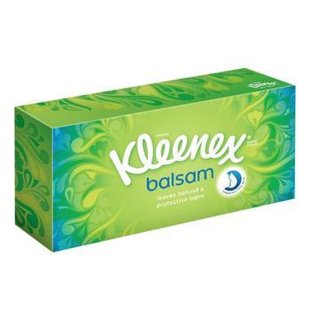 Салфетки Kleenex Balsam Tissue 72шт - купить, цены на Таврия В - фото 1