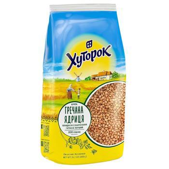 Khutorok Buckwheat Grain 800g - buy, prices for Metro - photo 2