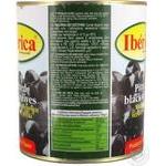 Маслины Iberica без косточки 3100мл - купить, цены на Метро - фото 2