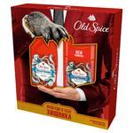 Подарочный набор Old Spice Wolfthorn твердый дезодорант + гель для душа 250мл