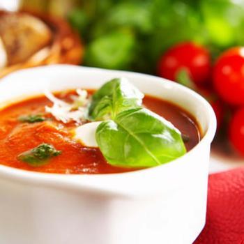Сливочный соус с болгарским перцем