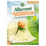 Сыр Allerom твердый с зеленым луком 50% 110г