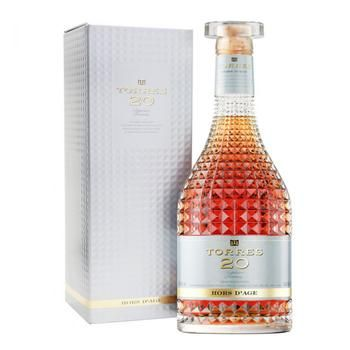 Torres 20Yrs Brandy 40% 0,7l - buy, prices for Novus - image 1