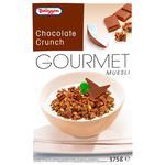 Мюсли Bruggen с целыми кусочками молочного шоколада 375г