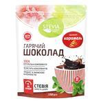 Горячий шоколад Stevia с ароматом карамели 150г