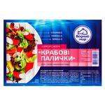 Vodnyi Mir Frozen Crab Sticks 240g