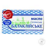 Balakliysʹke Butter Peasant 72.5% 200g