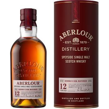 Aberlour 12YO Whisky 700ml gift box - buy, prices for MegaMarket - image 1