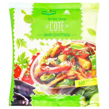 Khutorok Saute Frozen Vegetables