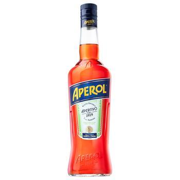 Ликер Aperol Aperetivo 0,7л - купить, цены на Varus - фото 1
