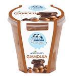 Морозиво Cascina Biraga AgriGelato Джандуйя з лісовими горіхами 350мл
