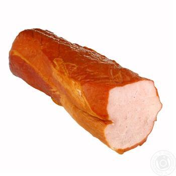 Bashchinskiy Marochniy Smoked-Boiled Pork Ham - buy, prices for Auchan - image 1