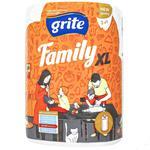 Grite Family Towel Paper 2pcs