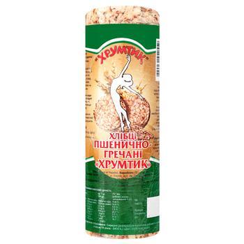Khrumtik Wheat and Buckwheat Crispbread 100g