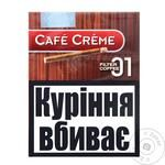 Cafe Creme Filtre Coffee Cigars 8pc
