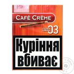 Сигары Cafe Creme filtre cream 8шт