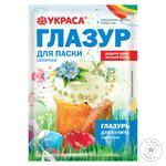 Glaze Ukrasa for pascha 75g - buy, prices for Furshet - image 1