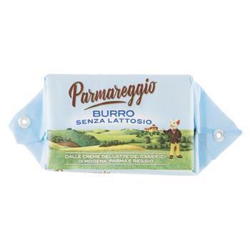 Масло Parmareggio безлактозной 83% 100г