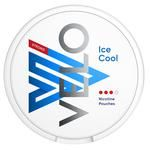 Безтабачные никотиносодержащие паучи Velo Ice Cool Strong