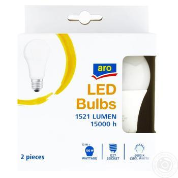 Светодиодная лампа Aro LED А100 Е27 14W 4000K