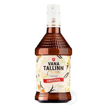 Vana Tallinn Cream-liqueur