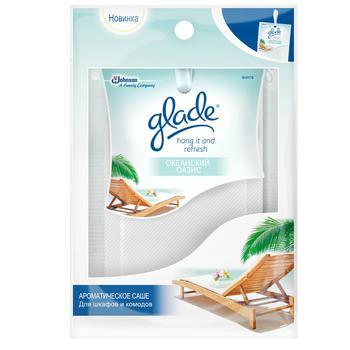 Glade Ocean Oasis Sachet for Clothes 8g