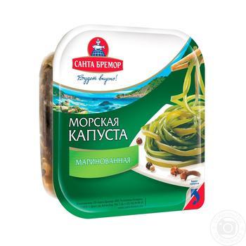 Santa Bremor Sea Pickled Cabbage 150g - buy, prices for  Vostorg - image 1
