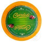 Сыр Гауда с оливками и томатами 50% Gardeli