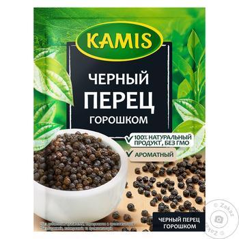 Kamis Black Pepper Peas 20g