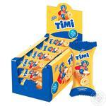 Conti Mini-roll Timi Biscuit with Condensed Milk 50g