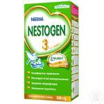 Смесь молочная Neastle Nestogen 3 сухая с пребиотиками для детей с 10 месяцев 350г