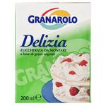 Granarolo Confectionery Ultra-Pasteurized Vegetable Cream 200ml
