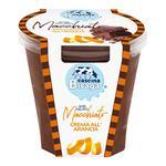 Морозиво Cascina Biraga AgriGelato Шоколадне з апельсиновим смаком 350мл
